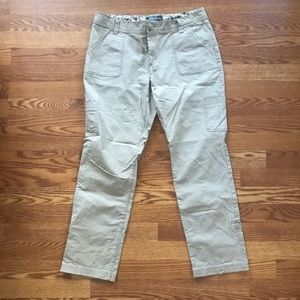Eddie Bauer cargo pants size 10s